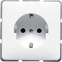 f12e3a6b546c Штепсельная розетка SCHUKO 16A 250V~  белая CD520WW цена 196.00 руб ...